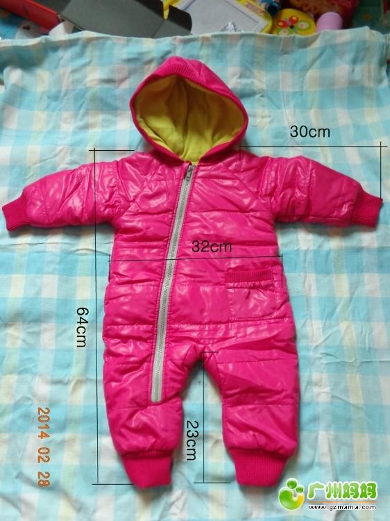 反季转一岁半至两岁女宝可以穿的冬装