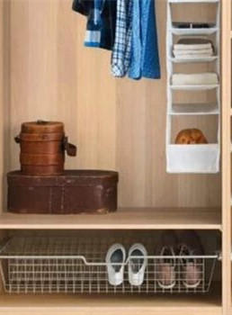 超实用的衣柜内部结构设计图,打柜子和定制柜子神器,明年装修必
