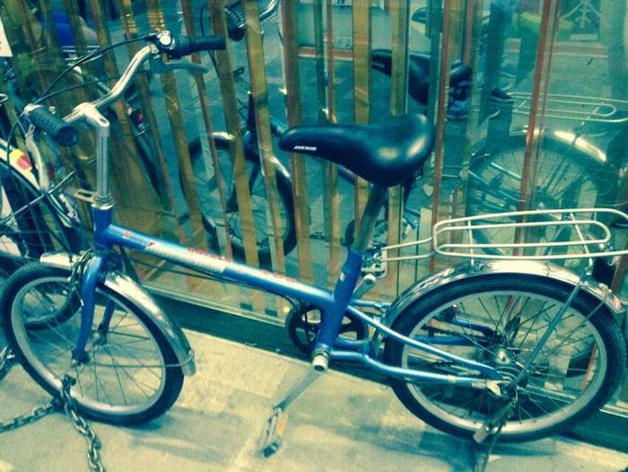 日本二手自行车图片